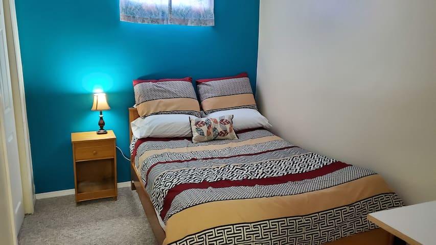 Furnished & Modern Basement Suite in Kindersley
