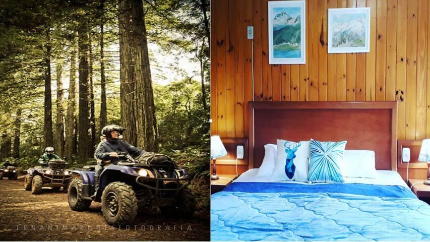 A empresa Apoema Turismo de Aventura  dá aos nossos visitantes desconto de 20% em todos os passeios de Quadriciclo da empresa !!  Reservas podem ser feitas no dia da chegada.