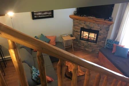 BigWhite Ski In/Ski Out w Private HotTub & Garage - Kelowna