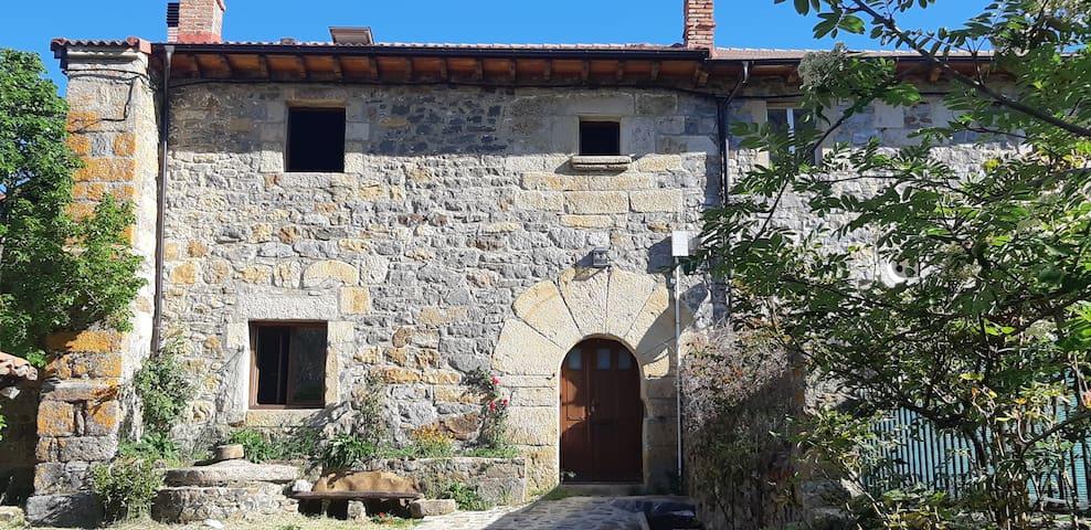 La Casa del Diezmo de la Montaña Palentina