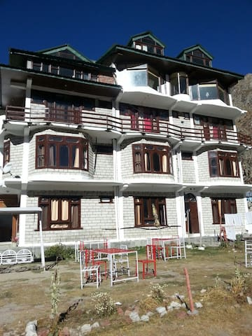 Samaa Resorts-Chitkul - Chitkul - Bed & Breakfast