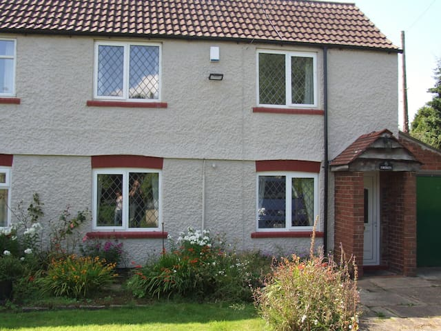 Firtrees Holiday Cottage sleeps six...