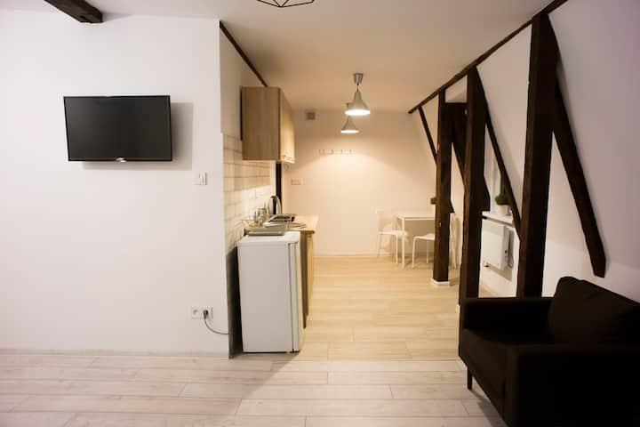 Niebański Apartament - 2 osobowy - Stare Miasto