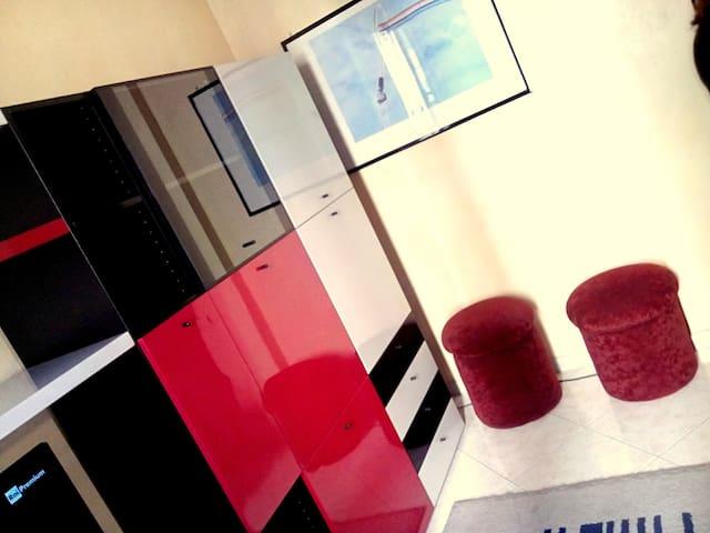 Appartamento Rose Rosse - Novara - Lägenhet