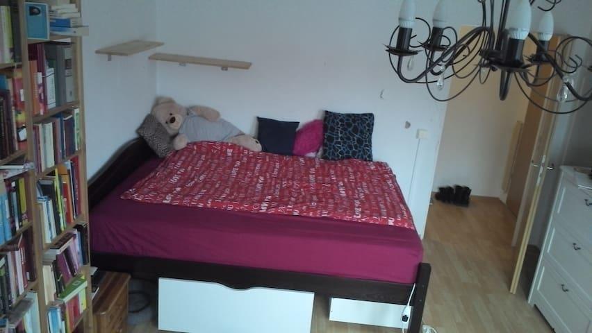 Katzig, grün, ruhig und sehr gemütlich - Berlijn - Appartement