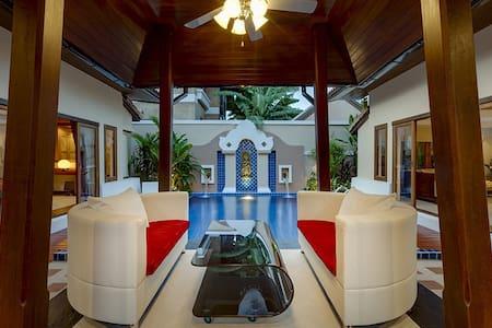 Pattayalux private Pool Villa - Pattaya