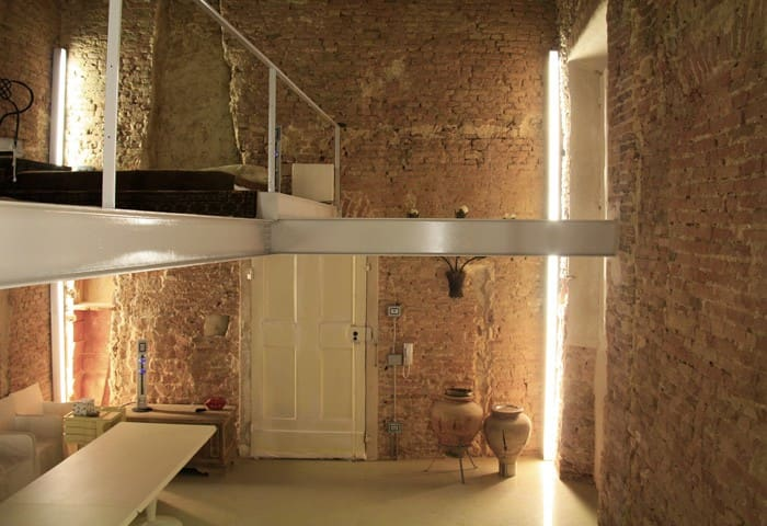 Wonderful loft in the city center - Bologne - Loft