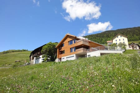 Beautiful place near Lenzerheide - Vaz/Obervaz - Apartment