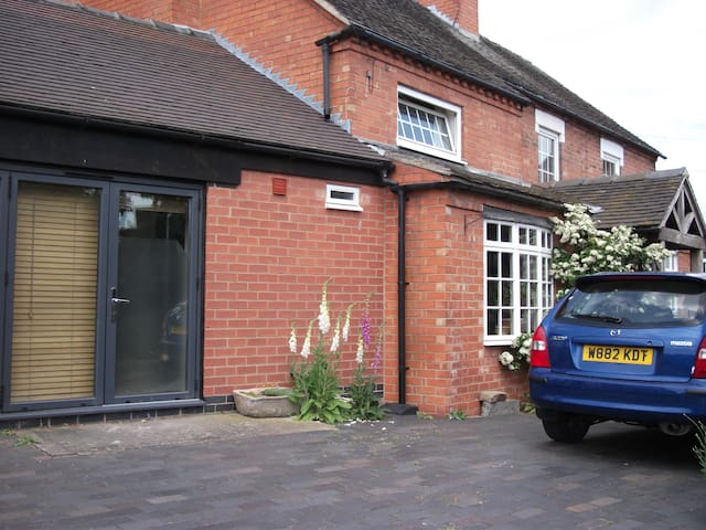Annex Sleeps 2, Acorns GH, Derby - Willington - Bed & Breakfast