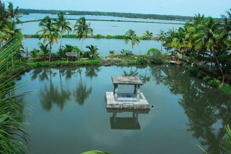 Shravanam Greens, N.Paravur, Near Cherai, Cochin - Kochi - Villa