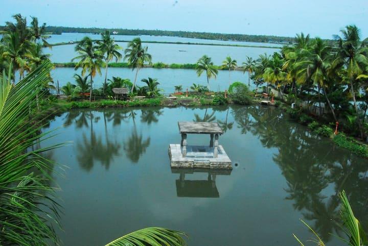 Shravanam Greens, N.Paravur, Near Cherai, Cochin