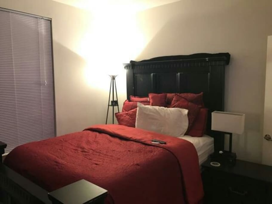 Master Bedroom. This has private bathroom and closet