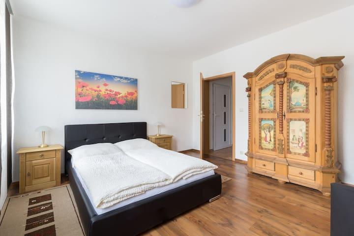 Kleines gemütliches Apartment