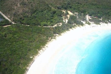 Tent in Flamenco Beach ''.'' :D - Culebra - Tent