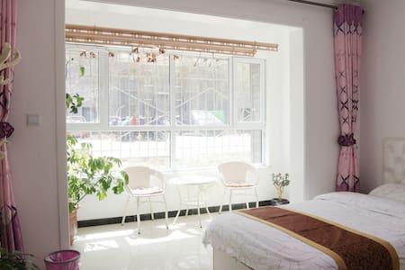 西宁曹家堡飞机场附近+丽思家庭宾馆+标准双人间 ¥108