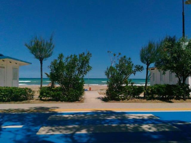 Appartamento (2) a 100mt dal mare - Alba Adriatica - Haus