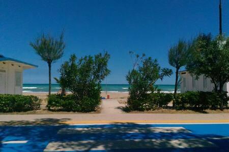 Appartamento (2) a 100mt dal mare - Alba Adriatica - Hus