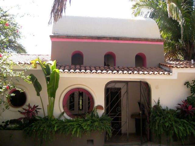 Casa Rincon Entry