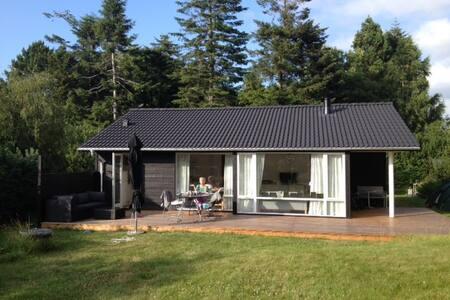 New summerhouse wonderfull beaches - Fårevejle - Blockhütte