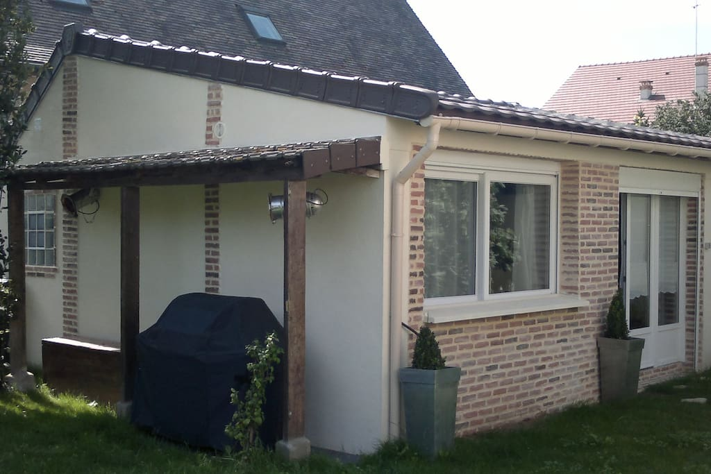 Parc Aulnay Sous Bois > Loft 56m2 fully equiped, 10mn from Parc des Expos Lofts for Rent in Aulnay sous Bois, u00cele