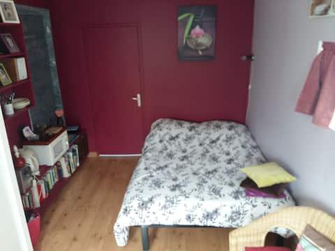 Chambre cosy, accès indépendant