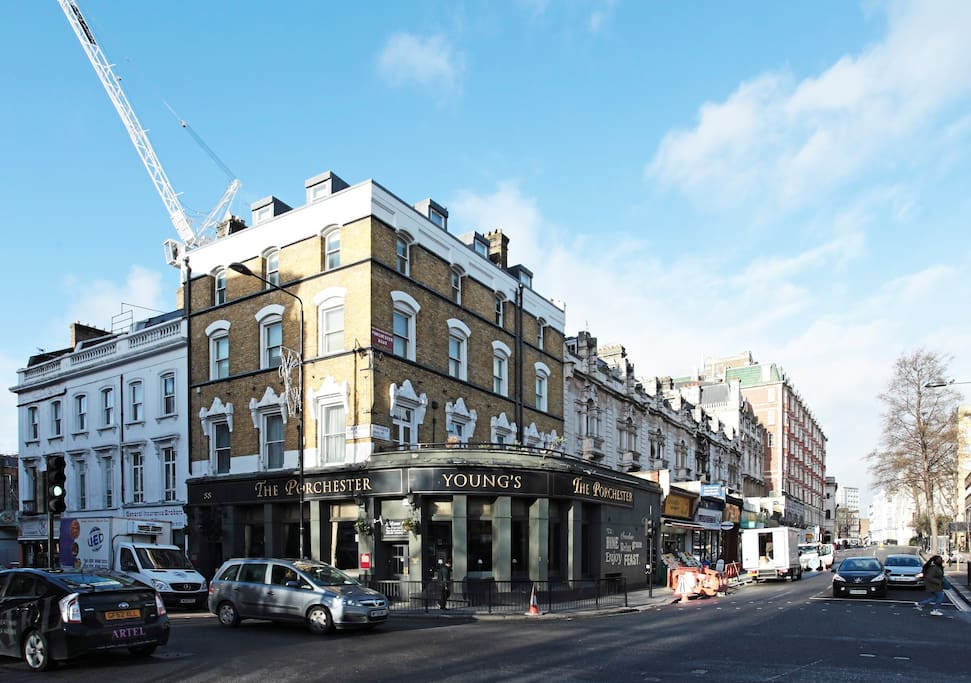 Flat with Terrace in Notting Hill