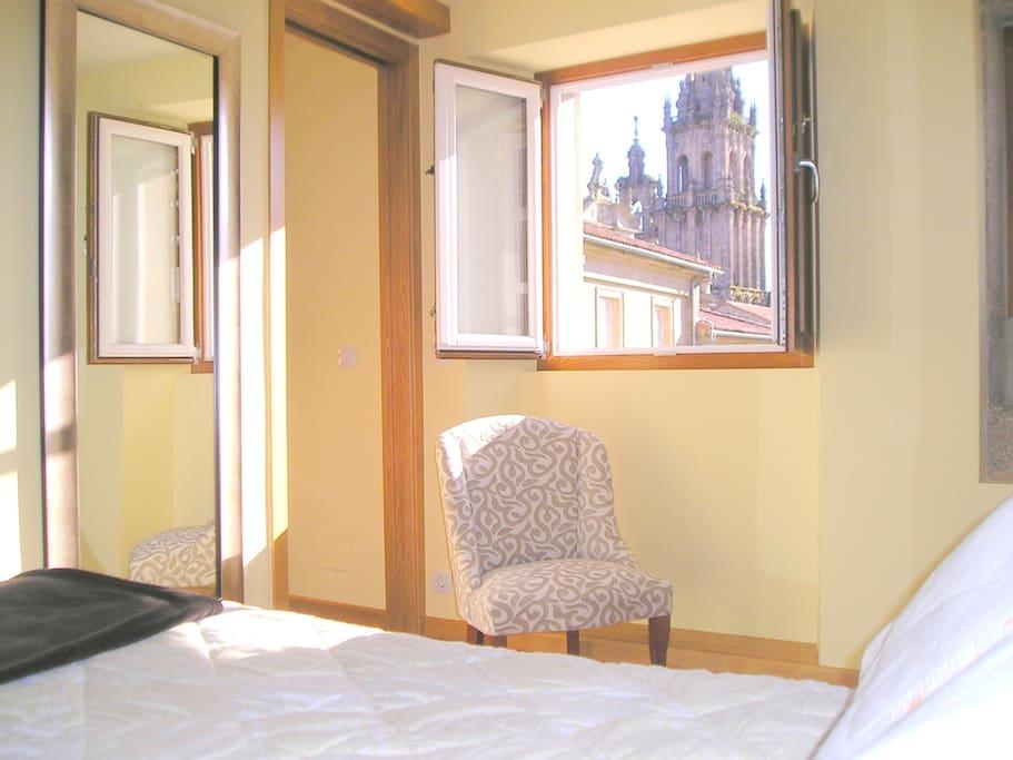 Apartamento zona historica apartments for rent in santiago de compostela galicia spain - Apartamento santiago de compostela ...