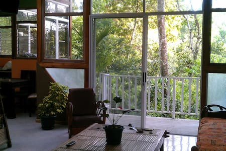 Cosy Top Trees  Jungle Apartment - Manuel Antonio - Apartment
