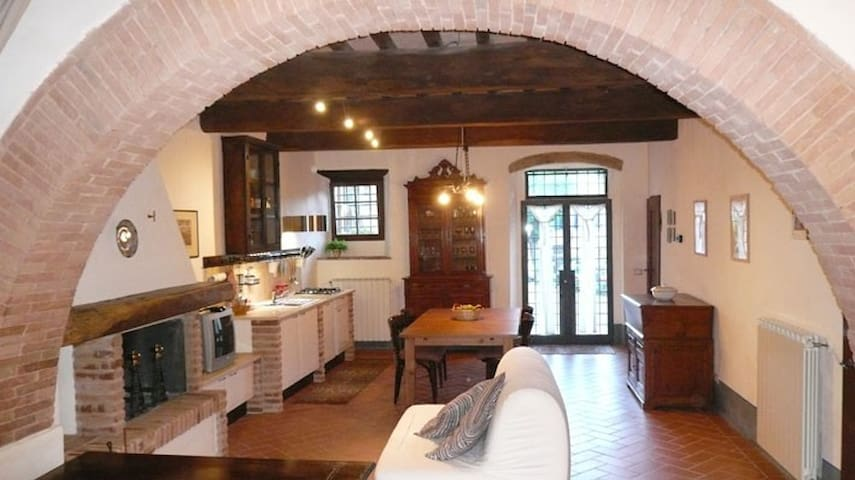Tuscany, culture, nature and relax - Rivalto - Appartement