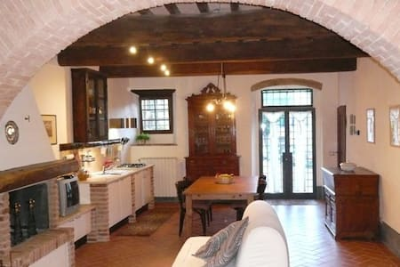 Tuscany, culture, nature and relax - Rivalto - Wohnung