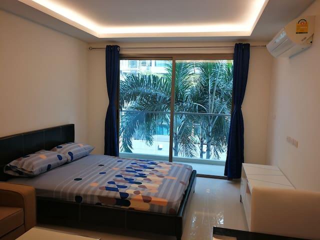 性价比超高,闹中取静的度假公寓