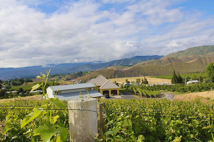 Sunnyslope Vineyards Home - Wenatchee - บ้าน