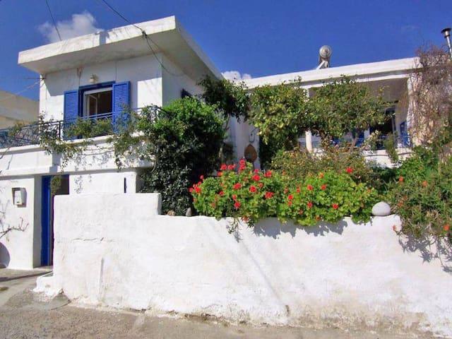 maison traditionnelle crétoise - Pachia Ammos - Huis