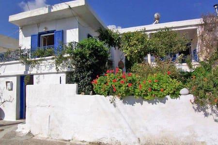 maison traditionnelle crétoise - Pachia Ammos - Haus