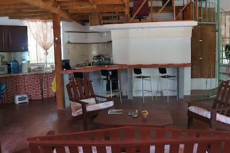 Cabaña loft, en Salinas de Bani - Peravia
