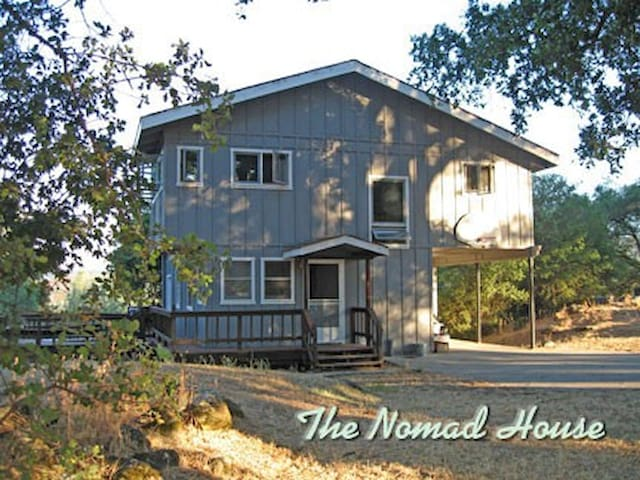 The Nomad House, a Holiday Retreat - Penn Valley - Casa