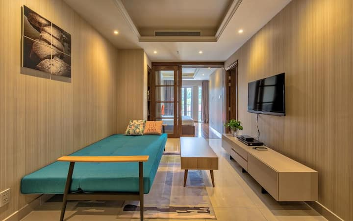 Saigon Center - Nice Apartment with Great Gym