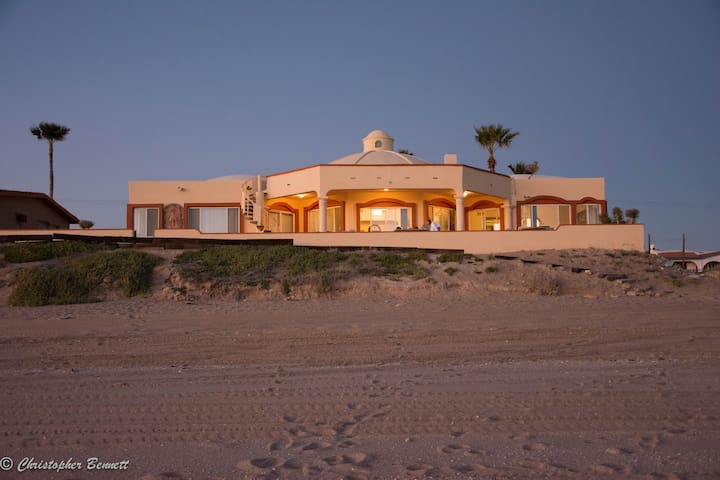 Private Beach House in Las Conchas - Puerto Peñasco - บ้าน