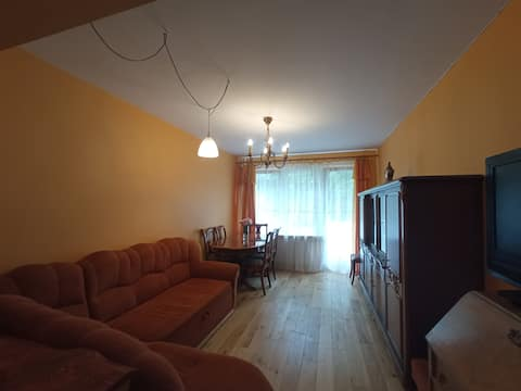 Mieszkanie blisko park Arkadia, Królikarnia 40 m2