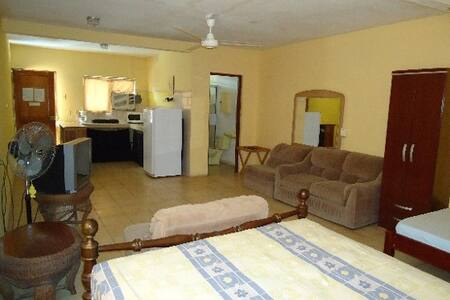 #1 Apt. near the beach and poolside - Puntarenas