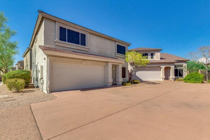 Gated N. Scottsdale Luxury Rental 3BR 2.5Ba w/Pool