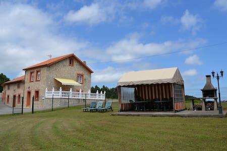 Casa Rural a 2 km de la playa - Candás - Rumah