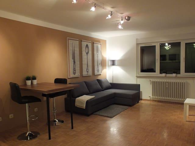 Neu renovierte FEWO mit Balkon - Trier - Apartment
