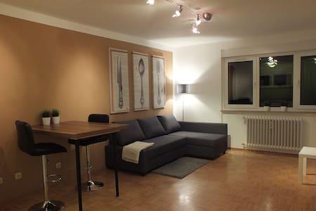 Neu renovierte FEWO mit Balkon - Trier - Lejlighed