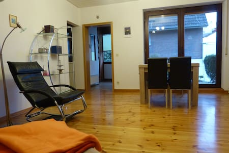 2-Etagen FeWo mit Schwimmteich - Bad Pyrmont - Apartment