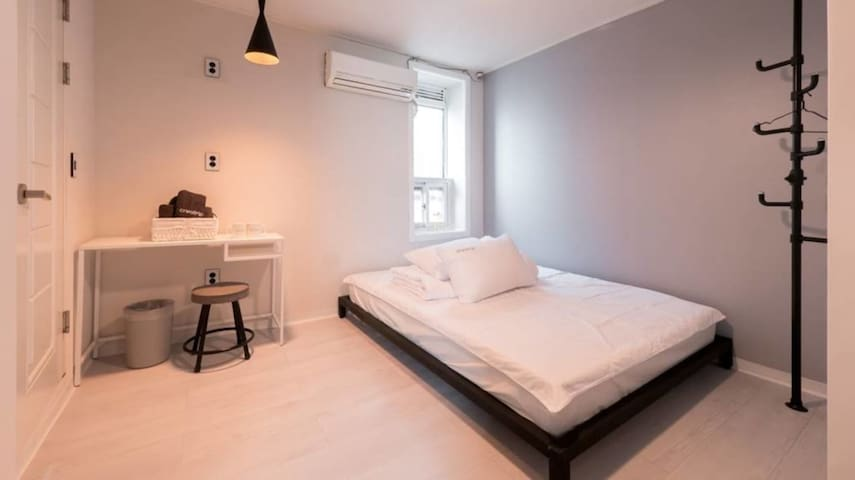 Cooing House in Sinchon-Double Room