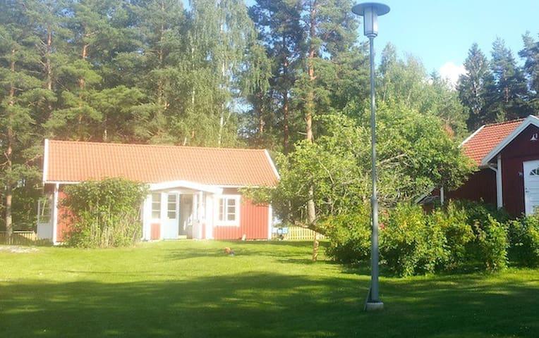 Traditional rural cottage near Eskilstuna
