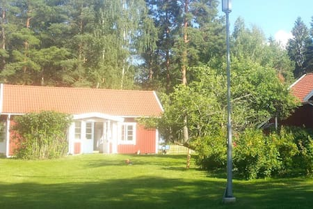 Traditional rural cottage near Eskilstuna