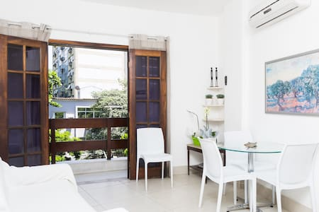 Apartamento luminoso no Leblon - Rio - Appartamento