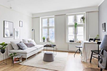 2-roms leilighet på Grunerløkka til utleie